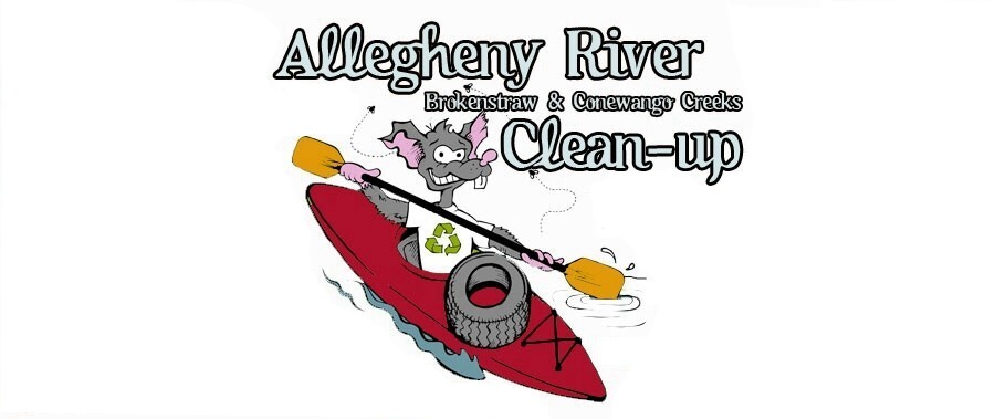 Allegheny River Clean-up September 15 - 19, 2009